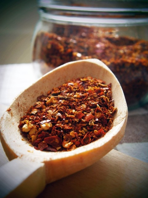 Chilli- Dried Herbs- Spices